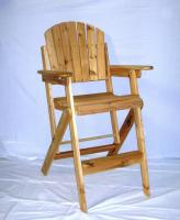 Click to enlarge image  - Folding Directors Chair -
